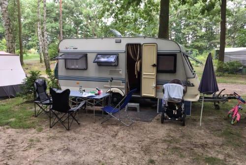 Wohnmobil mieten in Leipzig von privat | Hobby Fuchsbau