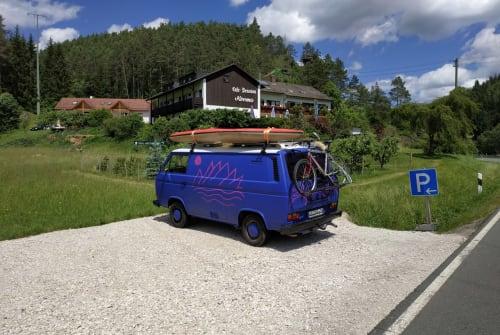 Wohnmobil mieten in Krombach von privat | Volkswagen Möhre