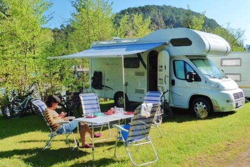 Wohnmobil mieten in Weingarten von privat | Detleffs Advantage