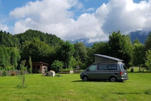 Wohnmobil mieten in München von privat | VW Flotter Hansi