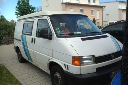 Wohnmobil mieten in Nürnberg von privat | Volkswagen Casita