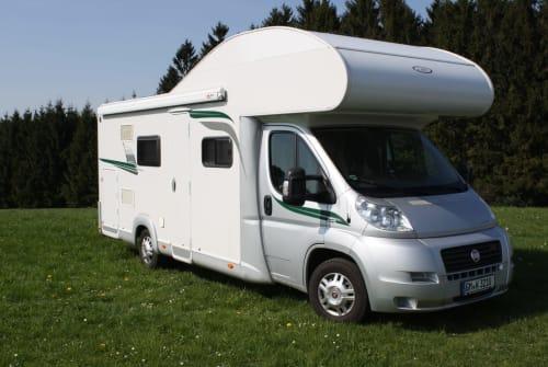 Wohnmobil mieten in Wipperfürth von privat | LMC Ralf's Camper