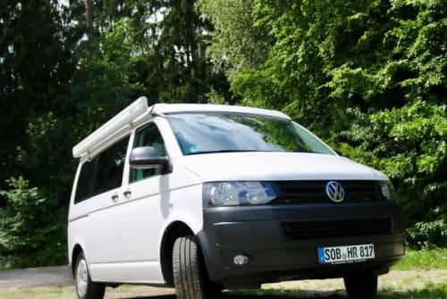 Wohnmobil mieten in Schrobenhausen von privat | Volkswagen  Sirius