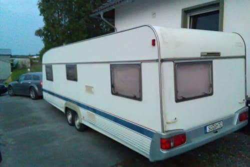 Wohnmobil mieten in Warstein von privat | Wilk Long vehicle8er