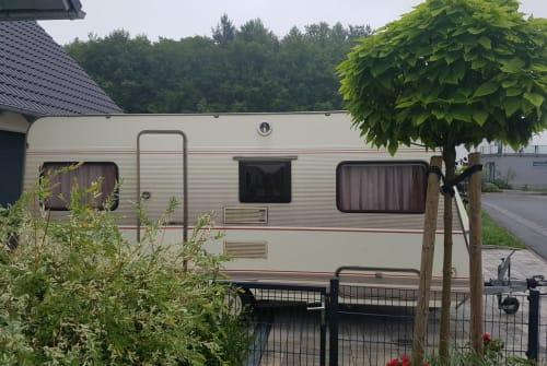 Wohnmobil mieten in Gößweinstein von privat | Dethleffs Dethleffs 2017