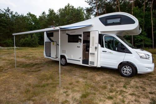 Wohnmobil mieten in Kolkwitz von privat | Ford Chausson Flash C 714 GA