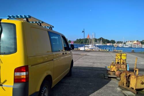 Wohnmobil mieten in Emden von privat | Volkswagen Yellow
