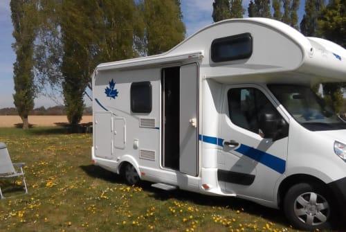 Wohnmobil mieten in Maia von privat | Ahorn Urlaub in Portugal