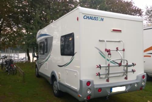 Wohnmobil mieten in Berlin von privat | Chausson Flash 14