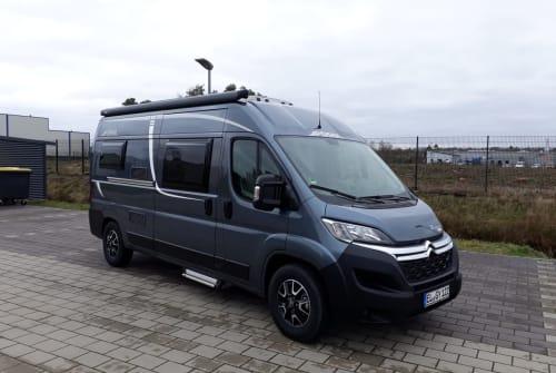 Wohnmobil mieten in Meppen von privat | Pössl Jumper Pössl