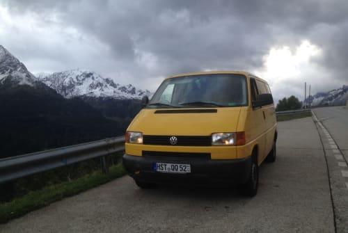 Wohnmobil mieten in Stralsund von privat | VW Postkutsche