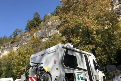 Wohnmobil mieten in Niederzier von privat | Weinsberg Weinsi