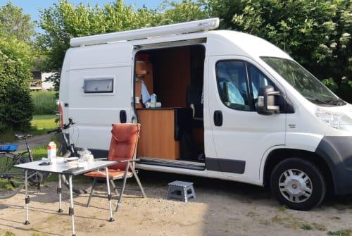 Wohnmobil mieten in Hamburg von privat   Fiat  Sally-Mobil