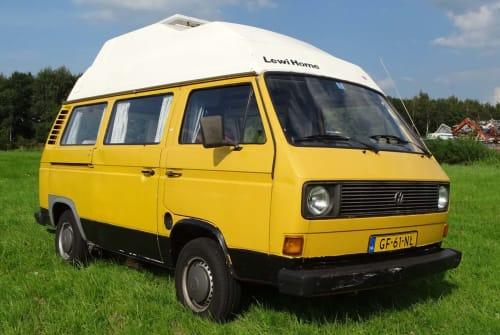 Wohnmobil mieten in Drachten von privat | Volkswagen Bûke