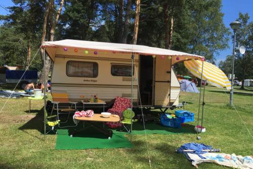 Wohnmobil mieten in Unterer Wienerweg von privat | Eriba - Taiga Eriba Taiga 3x Schlafplätze