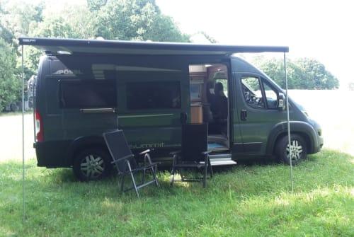 Wohnmobil mieten in Nümbrecht von privat | Pössl Baltasar