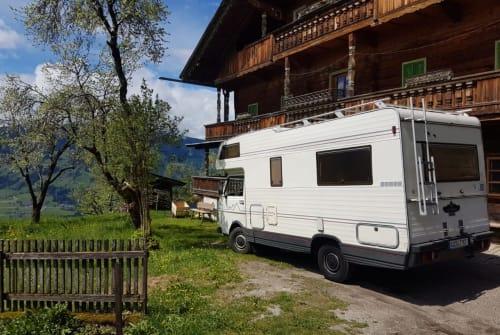 Wohnmobil mieten in Kühbach von privat | VW LT Dicke Berta