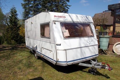 Wohnmobil mieten in Bad Rothenfelde von privat | Dethleffs Bolero