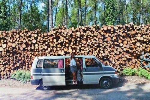 Wohnmobil mieten in München von privat | Volkswagen Kürbis