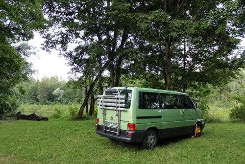 Wohnmobil mieten in Göttingen von privat | VW Trecker