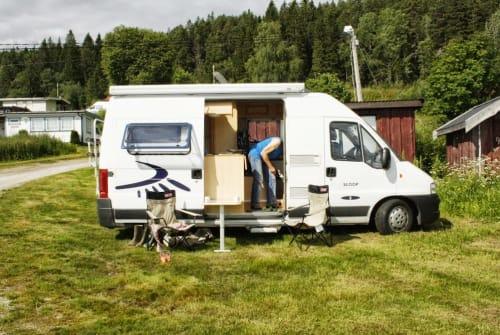 Wohnmobil mieten in Vorchten von privat | Sea Sloop2