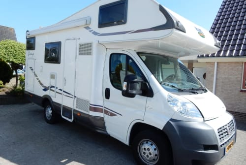 Wohnmobil mieten in Dronryp von privat | MC Louis MC Louis