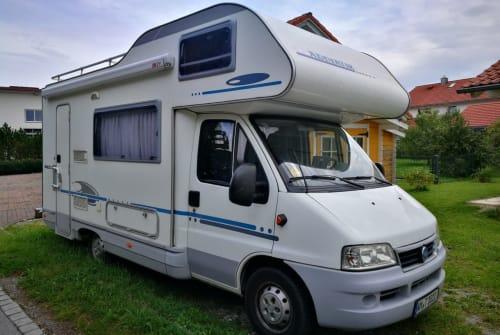 Wohnmobil mieten in Raisting von privat | Fiat Carlo