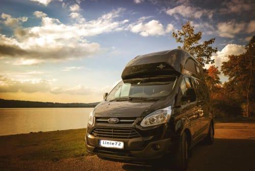 Wohnmobil mieten in Kochel am See von privat | Ford linie72