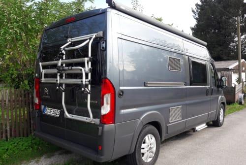 Wohnmobil mieten in München von privat | Citroen  Hans Dampf
