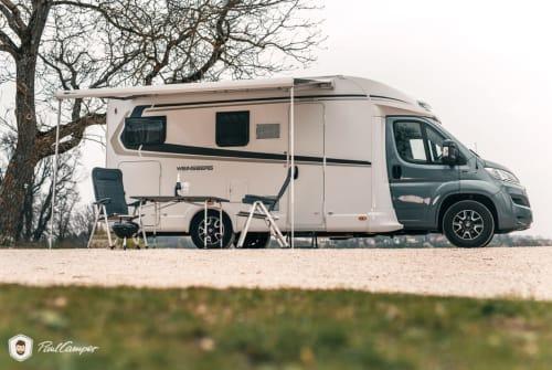 Wohnmobil mieten in Kirchheim am Ries von privat | Fiat Zeus