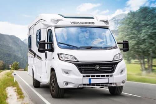 Wohnmobil mieten in Stuttgart von privat | Weinsberg Seimobil