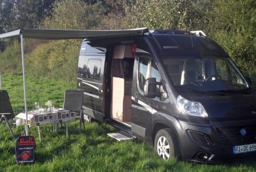 Wohnmobil mieten in Bückeburg von privat | Knaus auf Ducatobasis Klitschko - der BoxStar