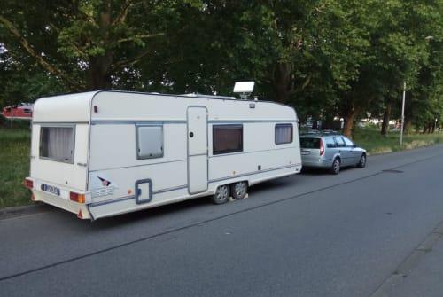 Wohnmobil mieten in Mannheim von privat | Bürstner Harald 42