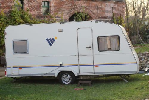 Wohnmobil mieten in Steinhöfel von privat | Knaus Vimara Unser EinRaumWunder