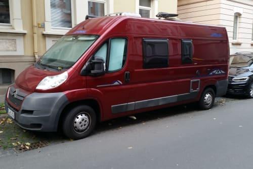 Wohnmobil mieten in Hannover von privat | Pössl  Jean Luc
