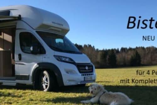 Wohnmobil mieten in Schongau von privat | Weinsberg Bistecca