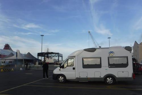 Wohnmobil mieten in Kirchroth von privat | Knaus Sun TI  SUNNY