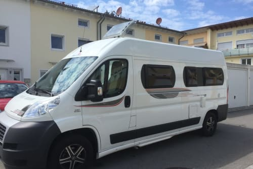 Wohnmobil mieten in München von privat | Fiat Ducato Leo