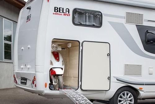 Wohnmobil mieten in Frammersbach von privat | BELA Therese