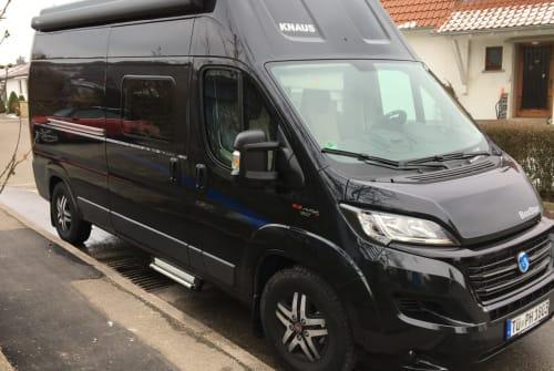 Wohnmobil mieten in Tübingen von privat | Knaus  Balu CO2neutral