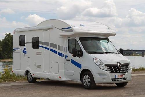 Wohnmobil mieten in Fehrbellin von privat | Renault Ahorn