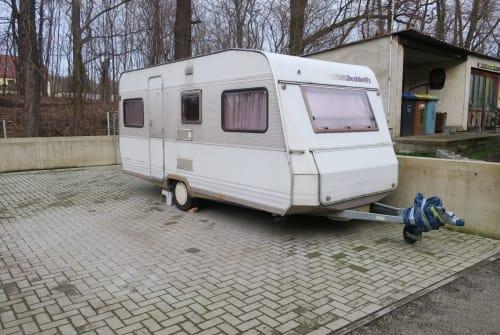Wohnmobil mieten in Radibor von privat | Dethleffs Rondo