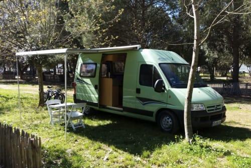 Wohnmobil mieten in Freiburg im Breisgau von privat | Citroen Kastenwagen (Pössl-Ausbau) Lindi