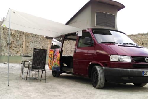 Wohnmobil mieten in Anröchte von privat | VW HavannaBus
