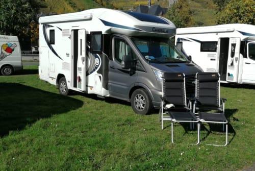 Wohnmobil mieten in Mülheim an der Ruhr von privat | Ford  Unser Womo