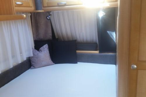 Wohnmobil mieten in Voitsberg von privat | LMC Caravan Dominant 475RD RELAX