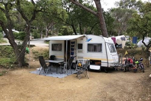 Wohnmobil mieten in Bonn von privat | Knaus Knausi