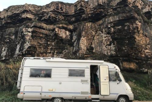 Wohnmobil mieten in Radolfzell am Bodensee von privat | Hymer  Fridolin