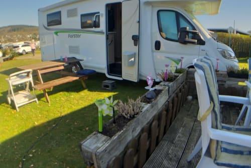 Wohnmobil mieten in Erkrath von privat | Forster PUMMELFEE
