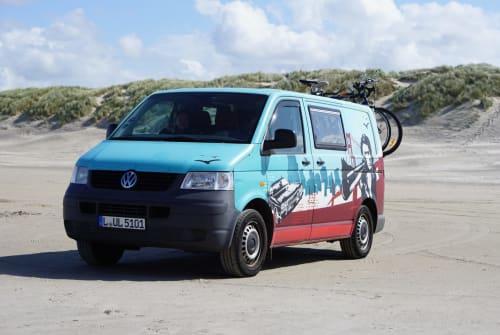 Wohnmobil mieten in Markkleeberg von privat | Volkswagen  Pitti To Go